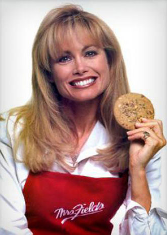 Debbi Fields Mrs Fields creator
