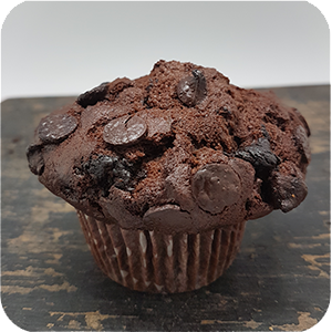 Mrs Fields Choc Muffin